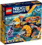 Конструктор LEGO Nexo Knights 'Бур-машина Акселя' (70354)