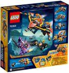 фото Конструктор LEGO Nexo Knights 'Бур-машина Акселя' (70354) #2