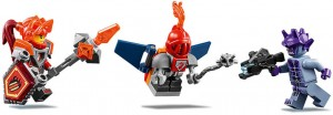 фото Конструктор LEGO Nexo Knights 'Дракон Мэйси' (70361) #3