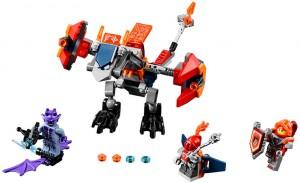 фото Конструктор LEGO Nexo Knights 'Дракон Мэйси' (70361) #4