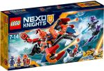 Конструктор LEGO Nexo Knights 'Дракон Мэйси' (70361)