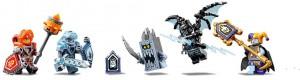 фото Конструктор LEGO Nexo Knights 'Каменный великан-разрушитель' (70356) #3