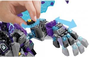 фото Конструктор LEGO Nexo Knights 'Каменный великан-разрушитель' (70356) #6
