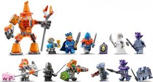 фото Конструктор LEGO Nexo Knights 'Королевский замок Найтон' (70357) #6