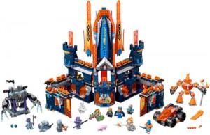 фото Конструктор LEGO Nexo Knights 'Королевский замок Найтон' (70357) #3