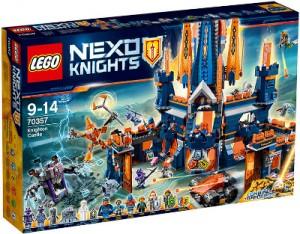Конструктор LEGO Nexo Knights 'Королевский замок Найтон' (70357)