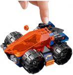 фото Конструктор LEGO Nexo Knights 'Королевский замок Найтон' (70357) #4