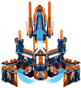 фото Конструктор LEGO Nexo Knights 'Королевский замок Найтон' (70357) #5