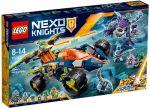 Конструктор LEGO Nexo Knights 'Вездеход Аарона 4x4' (70355)