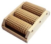 Массажер трехрядный для одной стопы (MD-1305)
