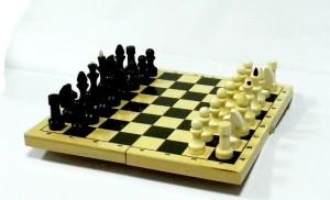 Шахматы деревянные 29 х 29 см (NS-2015)