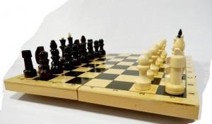 фото Шахматы деревянные 29 х 29 см (NS-2015) #4