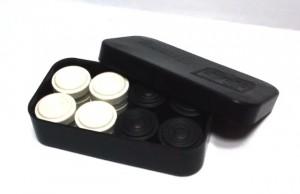 Шашки в коробке (пластик) (NS-2020)