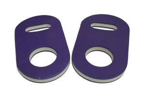 Аква ласта для рук (утяжелитель для рук) (OnhillSport) (PLV-2401)