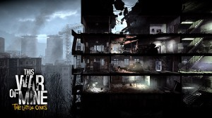 скриншот This War of Mine: The Little Ones PS4 - Русская версия #6