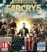 Игра Ключ для Far Cry 5 Gold Edition (Uplay) - RU