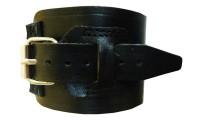 Напульсник кожаный (кистевой фиксатор) OnhillSport р.L (OS-0322-3)