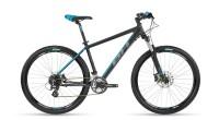 Велосипед BH Spike 27,5'' 24SP Black-Blue L (BH A1977.Z29-L)