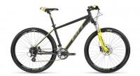 Велосипед BH Spike 27,5'' 24SP Black-Yellow XL (BH A1977.N69-XL)