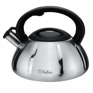 Чайник со свистком Bollire 2.5л (BR-3002)