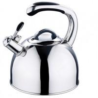 Чайник со свистком Bollire 2.5л (BR-3004)