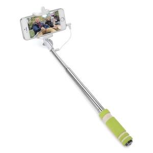 Подарок Монопод для селфи со шнуром Compact Green