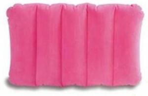 Надувная подушка Intex розовая (68676-р)