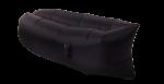 Подарок Надувной диван черный (Lamzac)