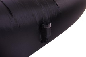 фото Надувной диван черный (Lamzac) #3