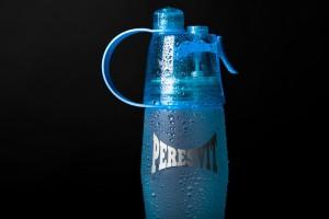 фото Спортивная бутылка с распылителем Peresvit 2xCool Frosty Blue (841118-463) #8