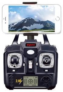 фото Квадрокоптер р/у с камерой `Syma` (X5SW) #2