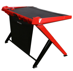 Компьютерный стол для ноутбука DXRacer GD/1000/NR Black/Red