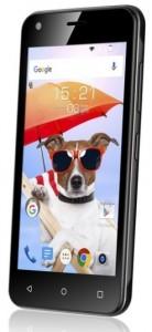 Смартфон Fly FS454 Nimbus 8 Dual Sim Black (FS454 Nimbus 8 black)