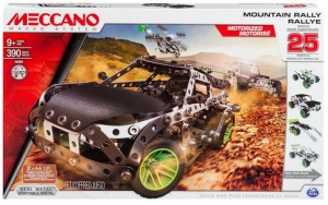 Конструктор  Meccano `Горное Ралли` (6026397)