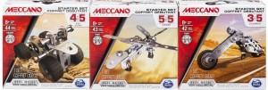 Конструктор  Meccano `Стартовий Набор` (6026713)