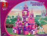 Конструктор Sluban `Розовая мечта` (M38 B0152)