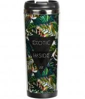 Термокружка ZIZ 'Пальмовые листья' (21048)