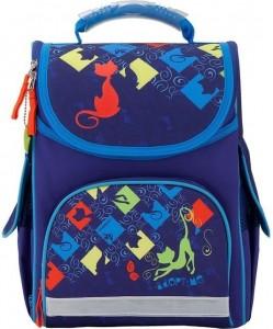 Рюкзак школьный каркасный GoPack 5001S-1 (GO17-5001S-1)