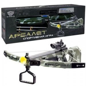 Арбалет `лазер+стрелы` (М0004)