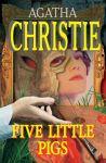 Книга Five Little Pigs / Пять поросят
