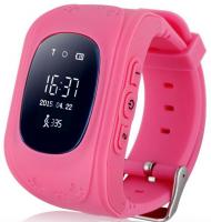 Детские умные часы с GPS трекером GW300 Q50 Red (GW300RD)