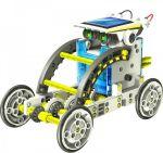 фото Конструктор  `Робот 14 в 1 на солнечных батареях` (21-615) #5