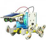 фото Конструктор  `Робот 14 в 1 на солнечных батареях` (21-615) #4