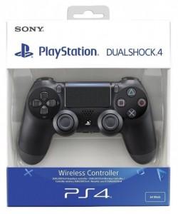 фото Dualshock 4 для Sony PlayStation 4 Black version 2 #5