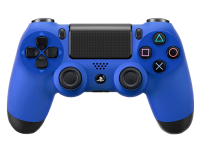 Dualshock 4 для Sony PlayStation 4 Version 2 Wave Blue