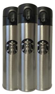 Подарок Термос Starbucks 'Style', стальной