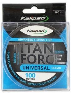 Леска Kalipso Titan Force Universal CL 100м 0.60мм (4006107)