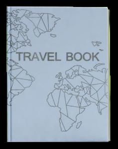 Книга Блокнот Travel Book