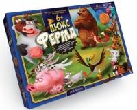 Игра настольная БОЛ `Ферма ЛЮКС`