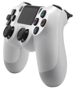 фото DualShock 4 для Sony PlayStation 4 Version 2 Glacier White #2